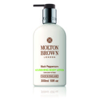 Bestel online de Black Peppercorn Nourishing Body Lotion van Molton Brown vanaf €31