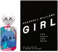 Bestel online de G I R L by Pharrel Williams van Comme des Garcons vanaf €95