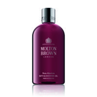 Bestel online de Rosa Absolute Bath & Shower Gel van Molton Brown vanaf €22